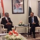 Indo-Pak FS-level talks held; India raises terror issues