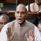 Govt DOESN'T endorse Mufti's comment on J-K polls: Rajnath clarifies again