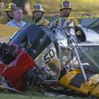Actor Harrison Ford undergoes surgery after plane crash