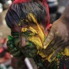 PHOTOS: India celebrates Holi in 'oneness and harmony'