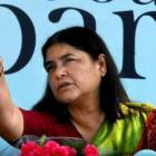 Watch: Maneka Gandhi loses cool, abuses UP official