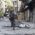 Meet Syria's young soldiers of misfortune