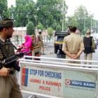 Constable guarding JK minister's house flees with rifle, ammo