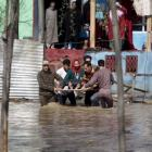 Kashmir floods: 4 dead in landslide, Rs 235 cr sanctioned to meet situation