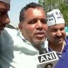 AAP leader, who was beaten by goons at party meet, files complaint