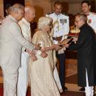 Madan Mohan Malviya conferred Bharat Ratna