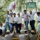 Moga molestation: As family continues protest, Orbit buses pulled off roads