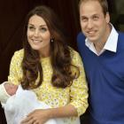 Alice, Charlotte, Diana? Guessing game for Britain's royal baby's name