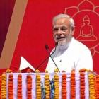 Buddha's teachings an answer to world's turmoil, says PM Modi