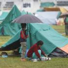 Quake-hit Nepal needs one million tents for survivors