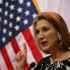Former HP CEO Carly Fiorina enters White House race