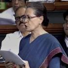 Sonia charges PM Modi with making 'blatant U-turn' on transparency