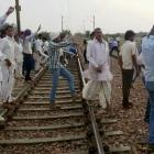 Gujjars back on train tracks as they revive reservation stir