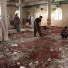 IS group claims responsibility for Saudi Arabia mosque suicide bombing