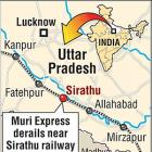 1 killed as 8 coaches of Muri Express derail in Kaushambi