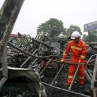 Nursing home inferno kills 38 senior citizens in China