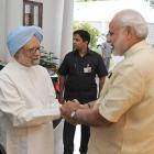 Why did Dr Singh walk into Modi's web?