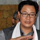 Remark aimed at the Leftists: Rijiju on row over student