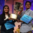 PHOTOS: Desi kids co-crowned US Spelling Bee champs for second straight year