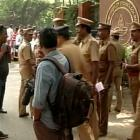 Protesters detained as they clash with police at IIT-Madras