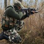 6 militants, soldier killed in 2 Kashmir encounters