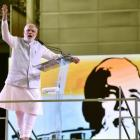 Today, world is dealing with India on equal terms: Modi@Singapore