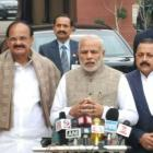 Debates, dialogue soul of Parliament: PM ahead of day 1 of winter session