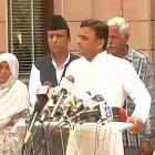 Dadri victim's kin meet CM who promises justice and Rs 45 lakh
