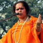 Sadhvi Prachi not allowed to enter Dadri village