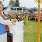 Bihar to see tsunami of development under BJP: Shah