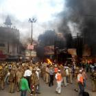 Ganesha immersion row: Curfew imposed in Varanasi after violence
