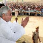 With 132 MLAs, Nitish faces floor test today