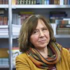 Belarusian writer Svetlana Alexievich awarded Literature Nobel