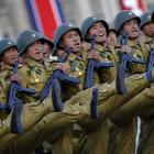 Tanks, missiles and gun: North Korea's show of military might