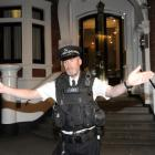 Police withdraw 24/7 watch for Assange at Ecuadorian embassy in London