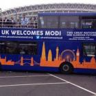 Photos: Hop on to the 'Modi Express' in UK