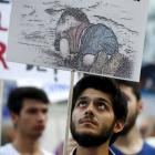 PHOTOS: The world weeps for drowned Syrian toddler