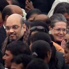 Who received kickbacks in chopper deal? Amit Shah asks Sonia