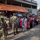 90,000 security personnel deployed for 5th phase of Bengal polls