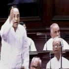 WATCH LIVE! Agusta debate in Rajya Sabha