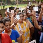 WB polls: 78.25 per cent voter turnout in the 5th phase