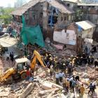 5 killed, 3 injured as building collapses in Mumbai