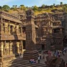 Treasures of India: The Kailasha Temple in Ellora
