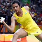 Asia Championships: Sindhu wins, Saina bows out