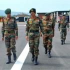 Army Chief likely to visit J & K today
