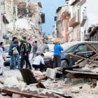 Many feared dead as Italy hit by powerful quake