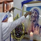PHOTOS: Celebrating Mother Teresa's life and work
