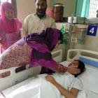 Mehbooba 'horrified' after meeting 14-yr-old blinded by pellets