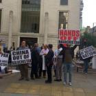 'Hands off Balochistan': Baloch, Sindhi activists stage protest against Pak, China in UK