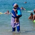 The burkini is just a bathing suit!